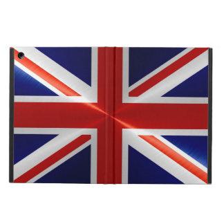 United Kingdom Flag Vintage Case For iPad Air