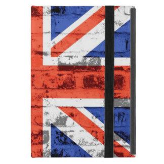 United Kingdom Flag Vintage iPad Mini Covers