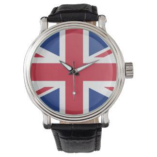 United Kingdom Flag Watch