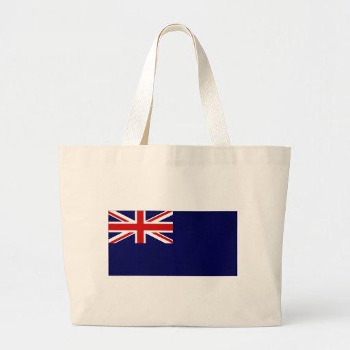 United Kingdom Government Naval Reserve Ensign Canvas Bag