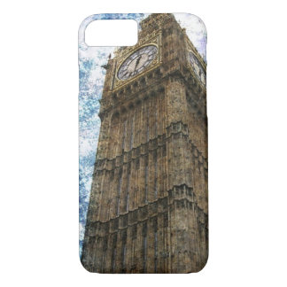 United kingdom houses of parliament London Big Ben iPhone 8/7 Case