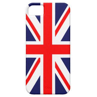 United kingdom London England flag iPhone 5 Covers