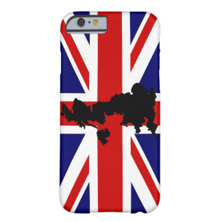 United Kingdom mobile iphone design Barely There iPhone 6 Case
