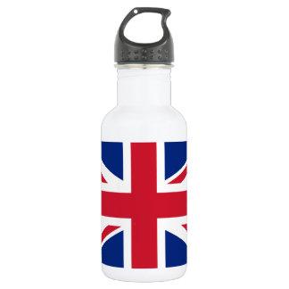 United Kingdom National World Flag 532 Ml Water Bottle