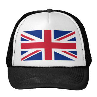 United Kingdom National World Flag Cap
