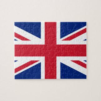 United Kingdom National World Flag Jigsaw Puzzle