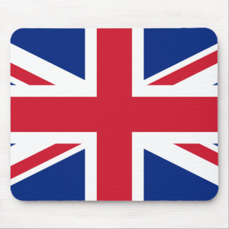 United Kingdom National World Flag Mouse Pad
