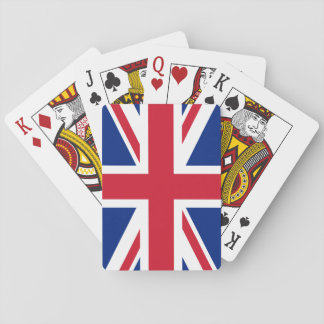 United Kingdom National World Flag Playing Cards
