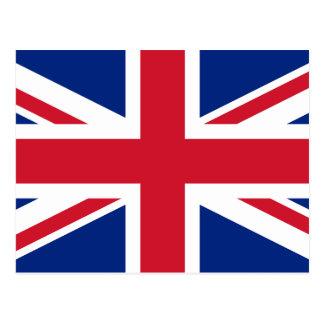United Kingdom National World Flag Postcard