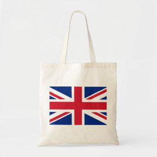 United Kingdom National World Flag Tote Bag