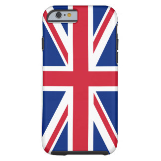 United Kingdom National World Flag Tough iPhone 6 Case