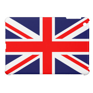 United Kingdom of Great Britain Union Jack Flag iPad Mini Case