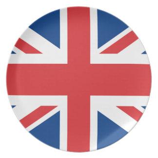 United Kingdom Party Plates