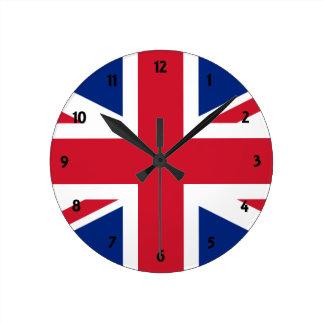 united kingdom round clock