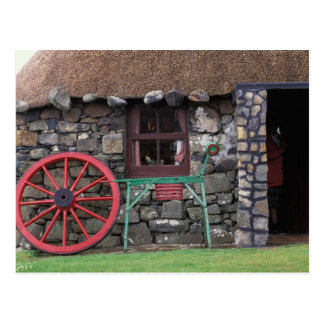 United Kingdom, Scotland, Isle of Skye, stone Postcard
