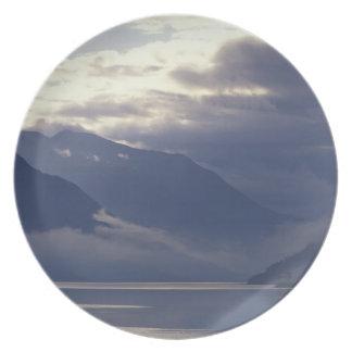 United Kingdom, Scotland. Loch Duich Plates