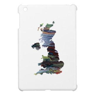 united kingdom silhouette iPad mini covers