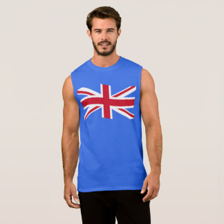 United kingdom sleeveless shirt