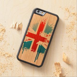 united kingdom spot flag cherry iPhone 6 bumper