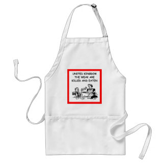 united kingdom standard apron