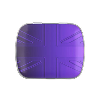 UNITED KINGDOM JELLY BELLY CANDY TINS