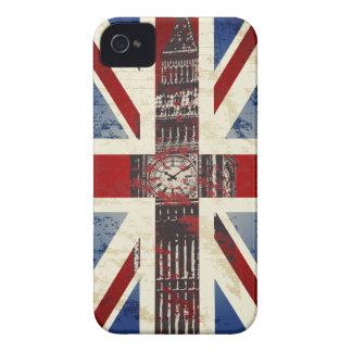 United Kingdom Symbols Case-Mate iPhone 4 Cases