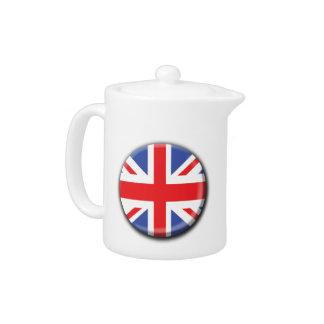 United Kingdom Teapot