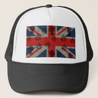 United Kingdom Trucker Hat