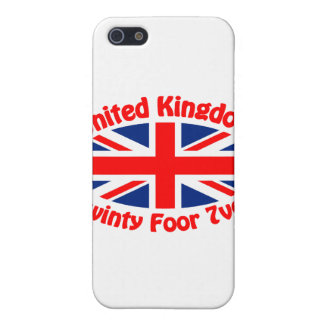 United Kingdom - Twinty Foor 7ven Case For The iPhone 5