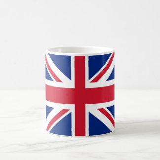 United Kingdom/UK/British Flag Morphing Mug