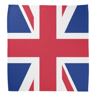 United Kingdom UK Flag Bandana