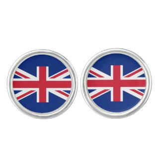 United Kingdom UK Flag Cufflinks