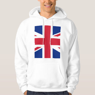United Kingdom UK Flag Hoodie