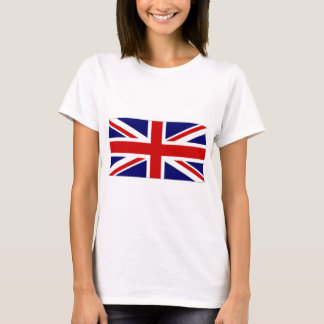United Kingdom Union Flag amp Naval Jack T-Shirt