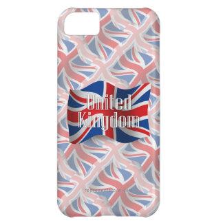 United Kingdom Waving Flag iPhone 5C Case
