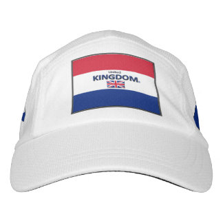United Kingdom's Colors Flag Hat