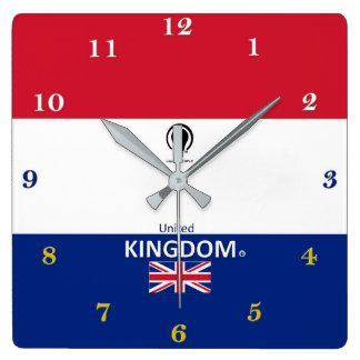 United Kingsdom Designer Wall Clock