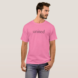 'united'  Pink Day Shirt