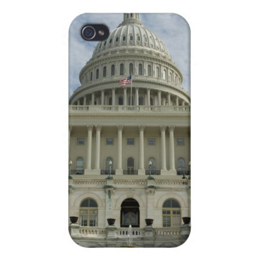 United Staes Capital  iPhone 4/4S Cases