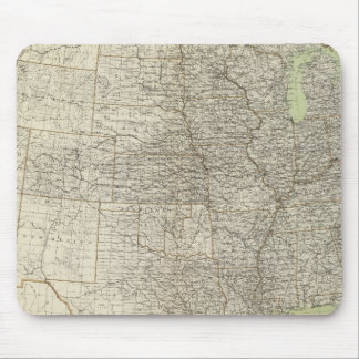 United States 17 Mouse Pad