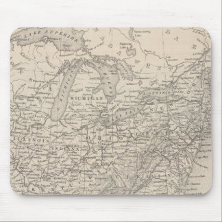 United States 19 Mouse Pad
