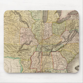 United States 20 Mouse Pad