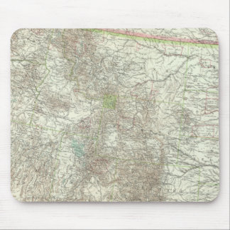 United States 22 Mouse Pad