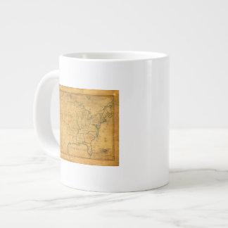 United States 25 2 Jumbo Mug
