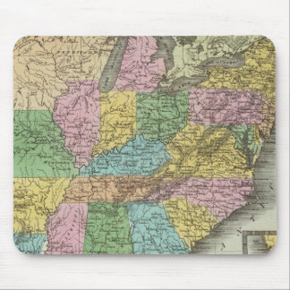 United States 26 Mouse Pad