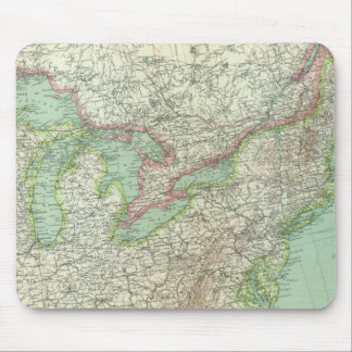 United States 27 Mouse Pad