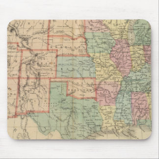 United States 28 Mouse Pad