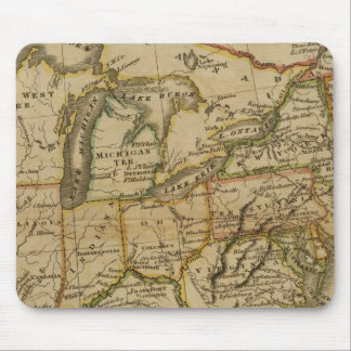 United States 2 Mouse Pad