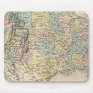 United States 30 Mouse Pad