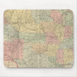 United States 31 Mouse Pad